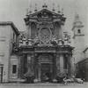 Facciata della Chiesa di Santa Cristina