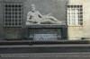 Piazza CLN, la Fontana del Po. Fotografia di Bruna Biamino.  © Archivio fotografico della Città di Torino e di Turismo Torino e Provincia