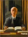 Felice Casorati, Ritratto di Riccardo Gualino, 1922. Collezione privata