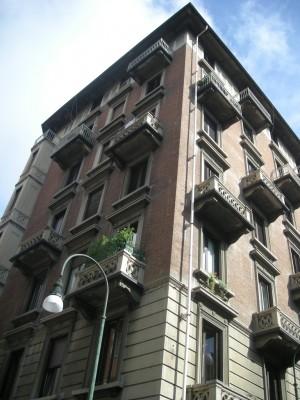 Edificio di civile abitazione in Via Boucheron 2 bis