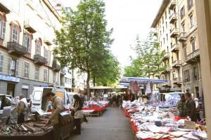 Mercato Valdocco - Palestro