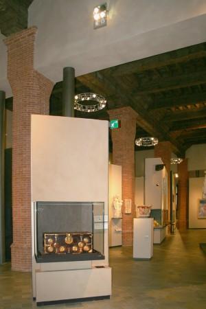 Il salone quattrocentesco. Fotografia di Enrico Lusso, 2010.
