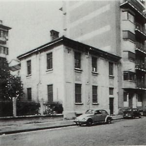 Edificio di civile abitazione - Via Mocchie 8