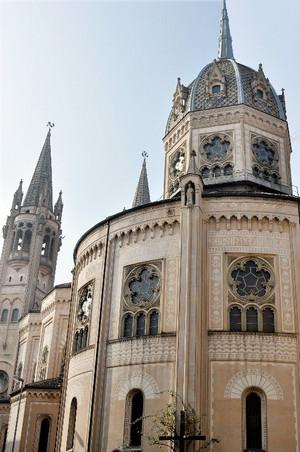 Chiesa del Sacro Cuore di Maria. Fotografia di Mauro Raffini, 2010. © MuseoTorino