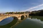 Ponte Vittorio Emanuele I detto Ponte di piazza Vittorio oppure Ponte di Pietra