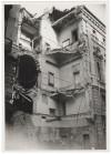 Via Santa Teresa angolo Via dei Mercanti n. 20. Effetti prodotti dai bombardamenti dell'incursione aerea del 9 dicembre 1942. UPA 3053_9D03-12. © Archivio Storico della Città di Torino