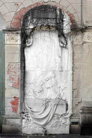 11 AV Cesare Reduzzi (1857-1912), Tomba famiglia Schumacher(Arcata 222). Fotografia di Roberto Cortese, 2018