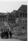 Crollo del campanile della chiesa durante il terremoto del 1980. © EUT 10