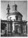 Chiesa di Santa Croce. Fotografia di Gian Carlo Dall'Armi, 1911-1928 © Archivio Storico della Città di Torino (codice scheda RP-R0310412)