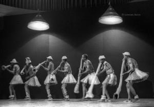 SettembreMusica 1997, Musica tradizionale del centro Africa al Conservatorio Giuseppe Verdi. Fotografia di Lorenzo Avico, 09.09.1997. Archivio fotografico MITO SettembreMusica - Archivio storico della città di Torino