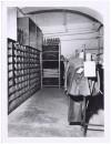 s.l. [Unione Nazionale Protezione Antiaerea - UNPA] - Magazzino indumenti protettivi e attrezzature. UPA 9F01-47. © Archivio Storico della Città di Torino