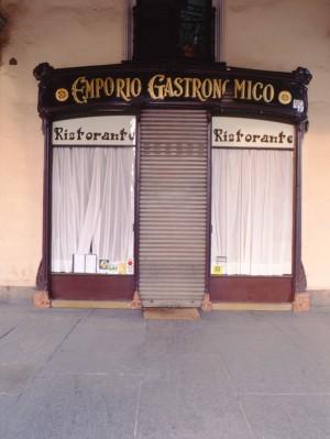 Emporio Gastronomico, esterno, 1998 © Regione Piemonte