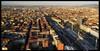 Panoramica della città dal futuro grattacielo Intesa Sanpaolo. Fotografia di Michele D'Ottavio, 2009. © MuseoTorino
