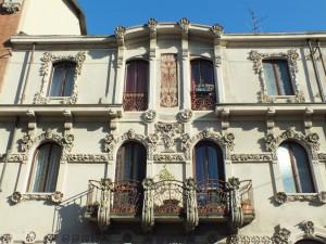 Via Piffetti 12. Fotografia di Paola Boccalatte, 2014. © MuseoTorino