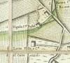 Cascina Teghillo. Amedeo Grossi, Carta Corografica dimostrativa del territorio della Città di Torino, 1791. © Archivio Storico della Città di Torino