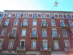 Angelo Santoné, Casa Noro Borione, 1906. Fotografia L&M, 2011.