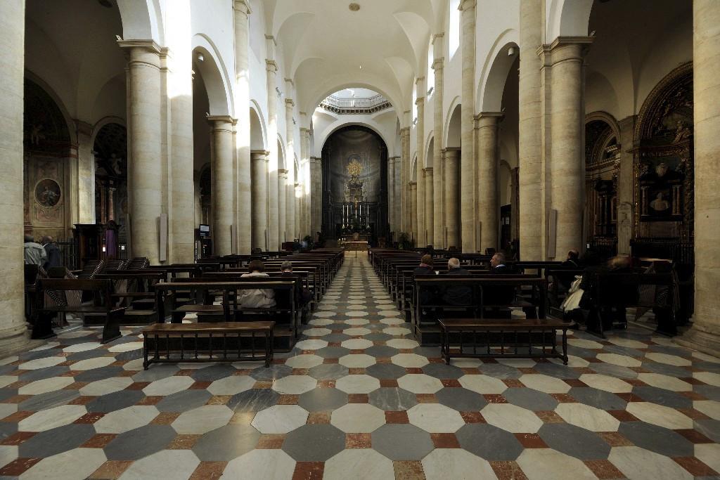 CATTEDRALE DI SAN GIOVANNI BATTISTA-DUOMO - MuseoTorino