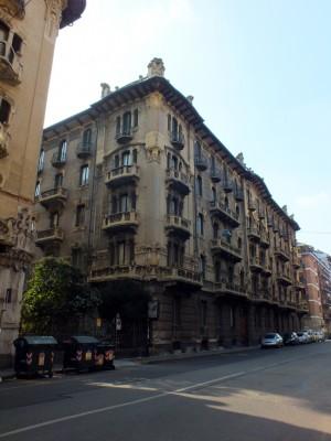 Insieme di edifici di civile abitazione