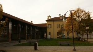 Casa padronale della cascina Giajone. Fotografia di Edoardo Vigo, 2012.