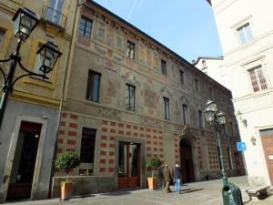 Palazzo Scaglia di Verrua. Fotografia di Paola Boccalatte, 2014. © MuseoTorino