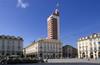 Torre littoria vista da piazza Castello. Fotografia di Bruna Biamino, 2010. © MuseoTorino
