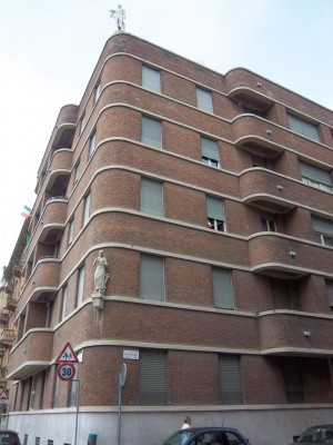 Antonio Pogatschnig, Casa Riva, 1932. Fotografia L&M, 2011.