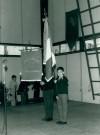 Inaugurazione della Scuola elementare Erich Giachino. Archivio della scuola.