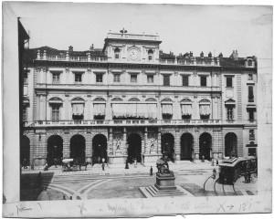 Palazzo di Città. © Archivio Storico della Città di Torino