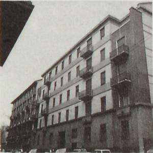 Edificio di civile abitazione -  Via Vico 8