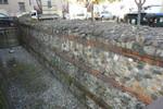 Mura in via Egidi