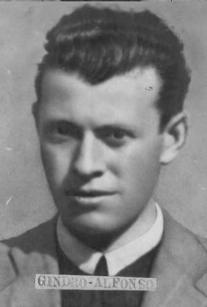 Gindro Alfonso (1923 - 1945)