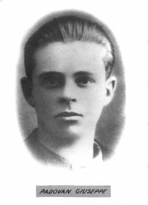 Padovan Giuseppe (1923 - 1944)