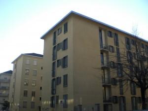 28° quartiere IACP, vie Galluppi, Giordano Bruno, Ardigò e Pomponazzi