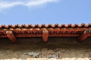 Particolare della cascina Maletta. Fotografia di Ilenia Zappavigna, 2012.