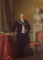 Camillo Benso, conte di Cavour (Torino 10 agosto 1810 - 6 giugno 1861)