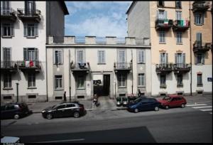 Veduta del 15° Quartiere IACP. Fotografia di Michele D'Ottavio, 2011. © MuseoTorino