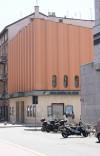 Cinema Massimo.  Fotografia di Edoardo Vigo, 2012