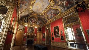 Camera di Madama Reale. Palazzo Madama. Fotografia di Paolo Mussat Sartor e Paolo Pellion di Persano, 2010. © MuseoTorino