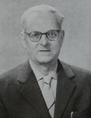 Gino Cecchini (Viareggio 1896 - Calci 1978)