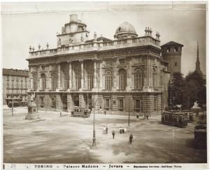 Palazzo Madama, facciata. Fotografia di Giancarlo Dall'Armi. © Archivio Storico della Città di Torino