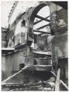 Via Filippo Juvarra n. 19, Ospedale Oftalmico. Effetti prodotti dai bombardamenti dell'incursione aerea del 9 dicembre 1942. UPA 3082_9D03-36. © Archivio Storico della Città di Torino