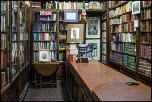 La Casa del Libro, interno, 2017 © Archivio Storico della Città di Torino