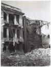 Ospedale San Giovanni Battista (delle Molinette), Corso Donato Bramante. Effetti prodotti dai bombardamenti dell'incursione aerea dell'8-9 dicembre 1942. UPA 2832D_9D01-45. © Archivio Storico della Città di Torino
