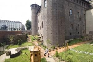 Giardino medievale di Palazzo Madama