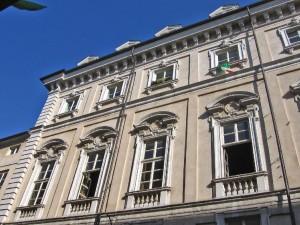 Circolo degli Artisti, Palazzo Graneri della Roccia. Fotografia di Alessandro Vivanti, 2011. © MuseoTorino.