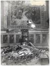 Chiesa di San Gioacchino, Corso Giulio Cesare angolo Via Vittorio Amedeo Cignaroli 3. Effetti prodotti dai bombardamenti dell'incursione aerea dell'8-9 dicembre 1942. UPA 2758D_9C06-12. © Archivio Storico della Città di Torino