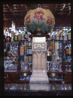 Caffè Mulassano, particolare interno, 1998 © Regione Piemonte