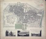 Pianta topografica della città di Torino ( 1833)