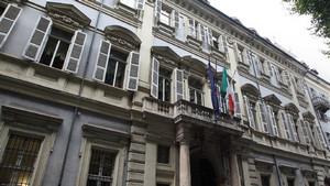 Palazzo Birago di Borgaro. Fotografia di Paolo Mussat Sartor e Paolo Pellion di Persano, 2010. © MuseoTorino