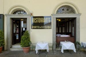 Porto di Savona, ristorante